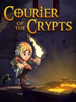 Courier of the Crypts Box Art