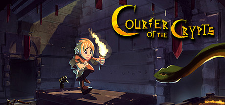 Courier of the Crypts Banner