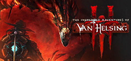 The Incredible Adventures of Van Helsing III Banner