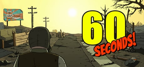 60 Seconds! Banner