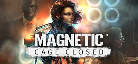 Magnetic: Cage Closed Banner
