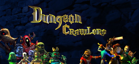 Dungeon Crawlers HD Banner