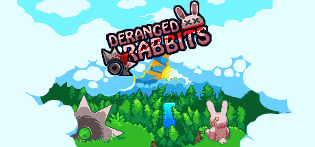 Deranged Rabbits Banner