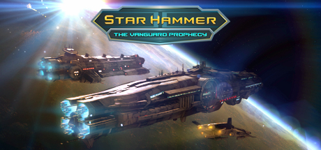 Star Hammer: The Vanguard Prophecy Banner