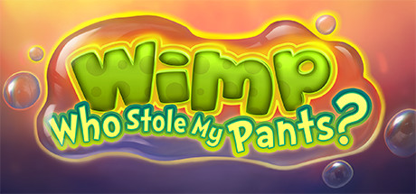 Wimp: Who Stole My Pants? Banner