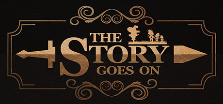 The Story Goes On Banner