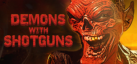 Demons with Shotguns Banner