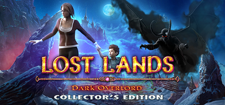 Lost Lands: Dark Overlord Banner