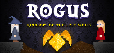 ROGUS - Kingdom of The Lost Souls Banner