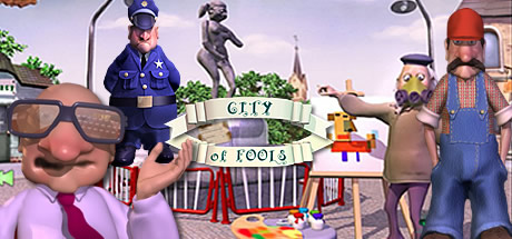 City of Fools Banner