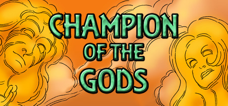 Champion of the Gods Banner
