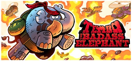 TEMBO THE BADASS ELEPHANT Banner