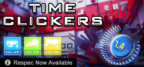 Time Clickers Banner