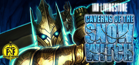 Caverns of the Snow Witch Banner