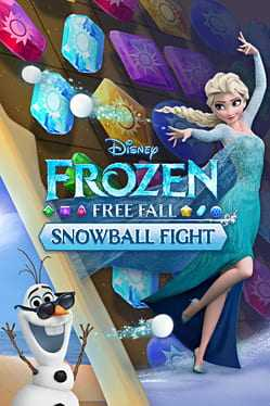 Frozen Free Fall: Snowball Fight Box Art