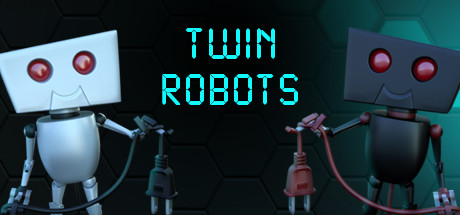 Twin Robots Banner