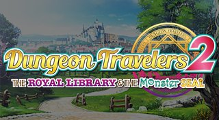 Dungeon Travelers 2: The Royal Library & the Monster Seal Trophy List Banner