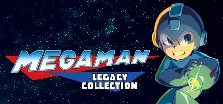 Mega Man Legacy Collection Banner