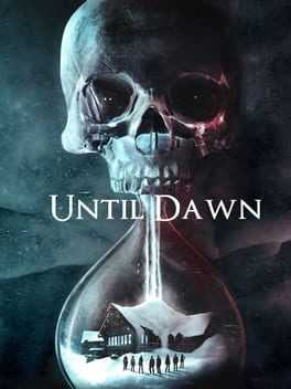 Until Dawn Box Art