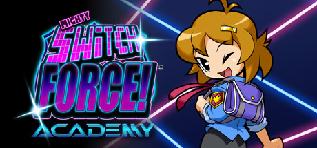 Mighty Switch Force! Academy Banner