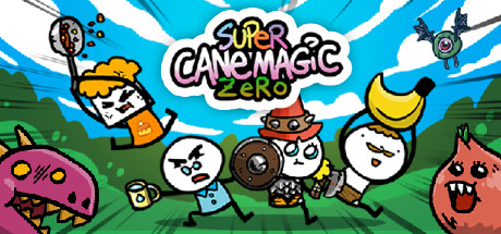 Super Cane Magic ZERO Banner