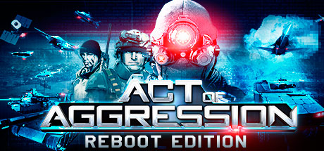 Act of Aggression Banner