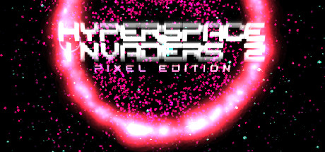 Hyperspace Invaders II: Pixel Edition Banner