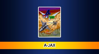 Arcade Archives: Ajax Trophy List Banner