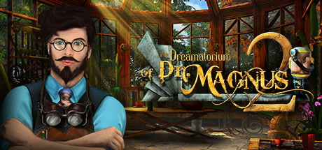 The Dreamatorium of Dr. Magnus 2 Banner