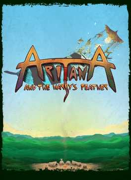 Aritana and the Harpys Feather Box Art