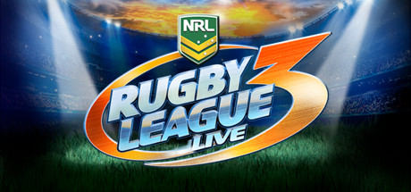 Rugby League Live 3 Banner