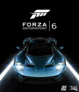 Forza Motorsport 6 Box Art