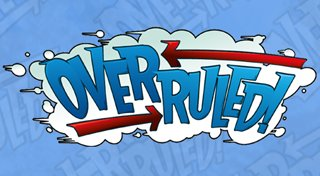 Overruled! Trophy List Banner