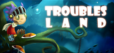 Troubles Land Banner