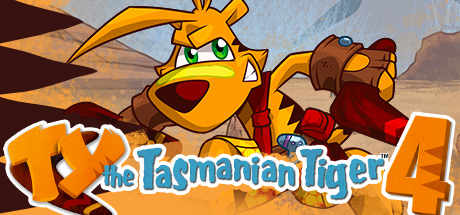 Ty the Tasmanian Tiger 4 Banner