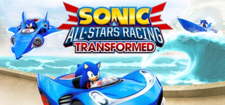Sonic & All-Stars Racing Transformed Banner