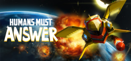Humans Must Answer Banner