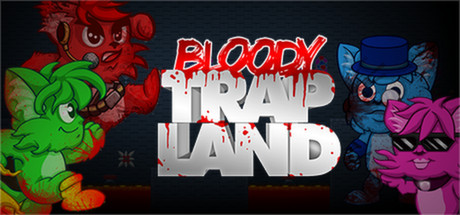 Bloody Trapland Banner