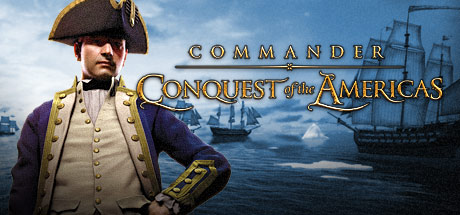 Commander: Conquest of the Americas  Banner