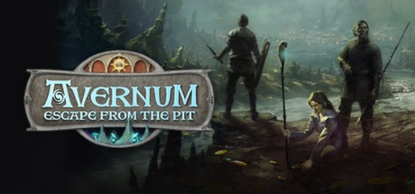 Avernum: Escape From the Pit Banner