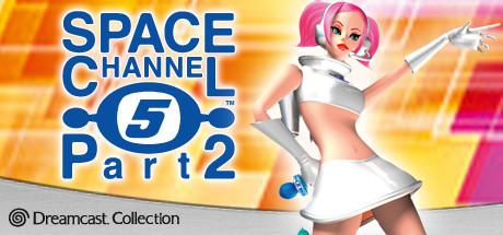 Space Channel 5: Part 2 Banner