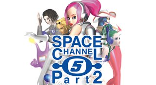 Space Channel 5: Part 2 Trophy List Banner