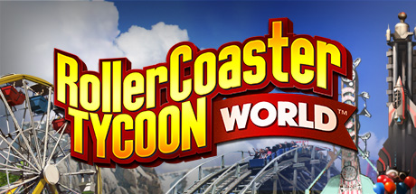 RollerCoaster Tycoon World Banner