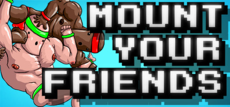 Mount Your Friends Banner
