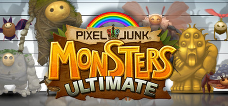 PixelJunk™ Monsters Ultimate Banner