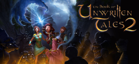 The Book of Unwritten Tales 2 Banner