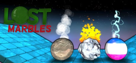 Lost Marbles Banner