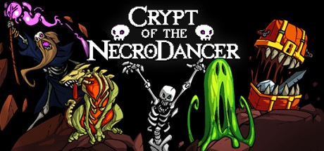 Crypt of the NecroDancer Banner