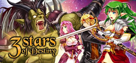 3 Stars of Destiny Banner