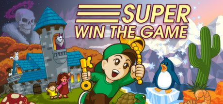 Super Win the Game Banner